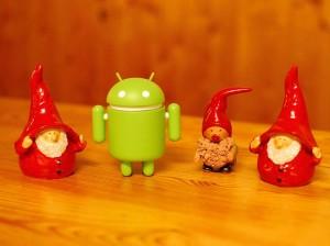 android-navidad
